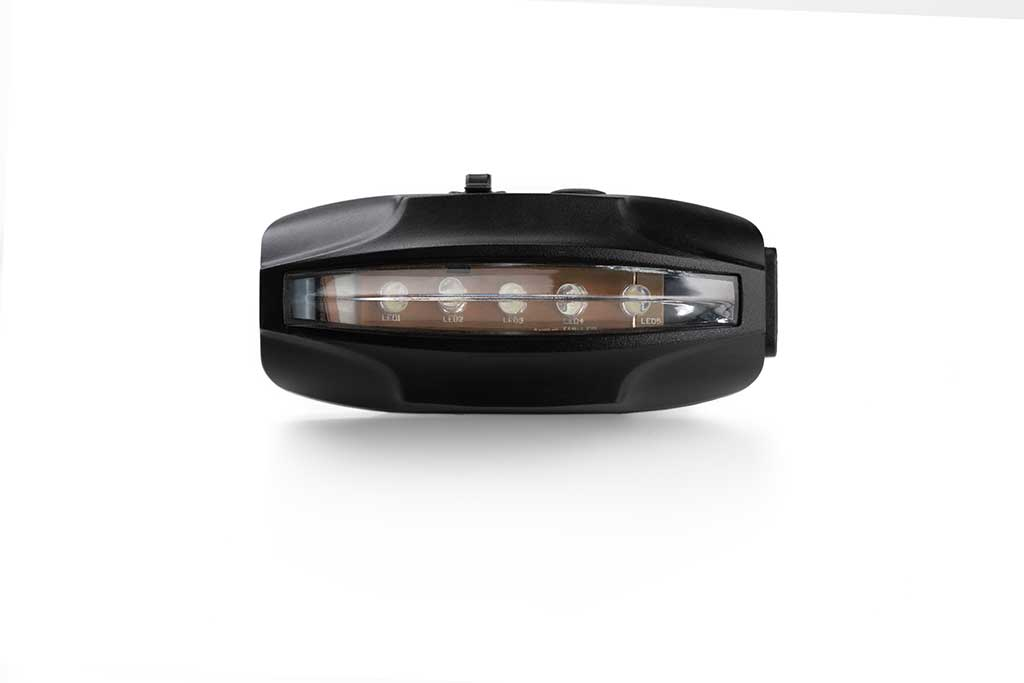 Bicycle and motorcycle light GPS tracker-7