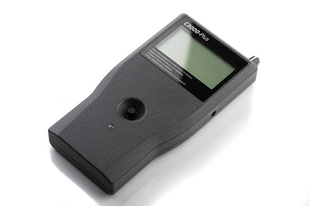 The professional detector of spy equipment ST3000 plus-4